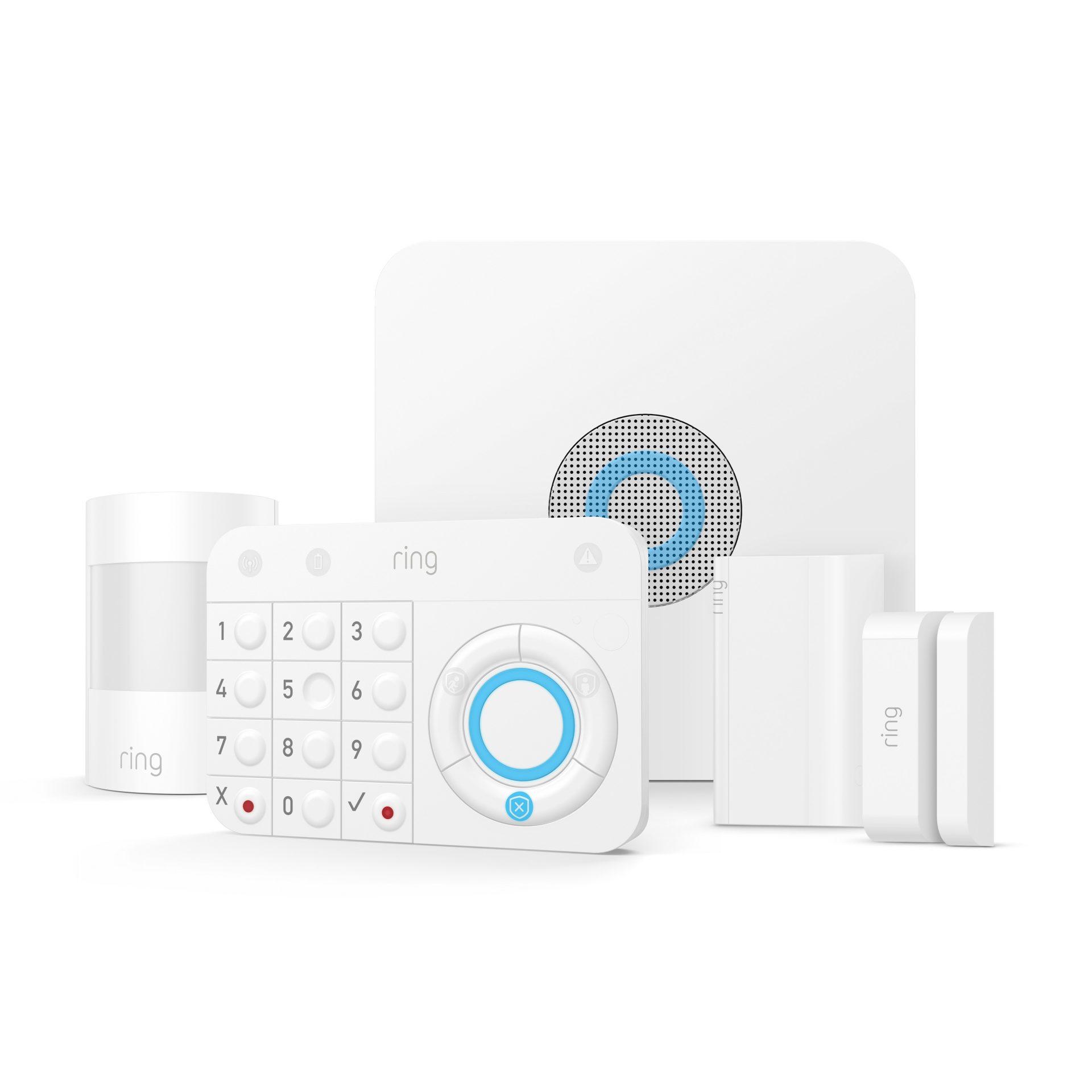 Ring Alarm Security Kit 1920x1920 - Ring lanserer gjør-det-selv-alarm til hjemmet