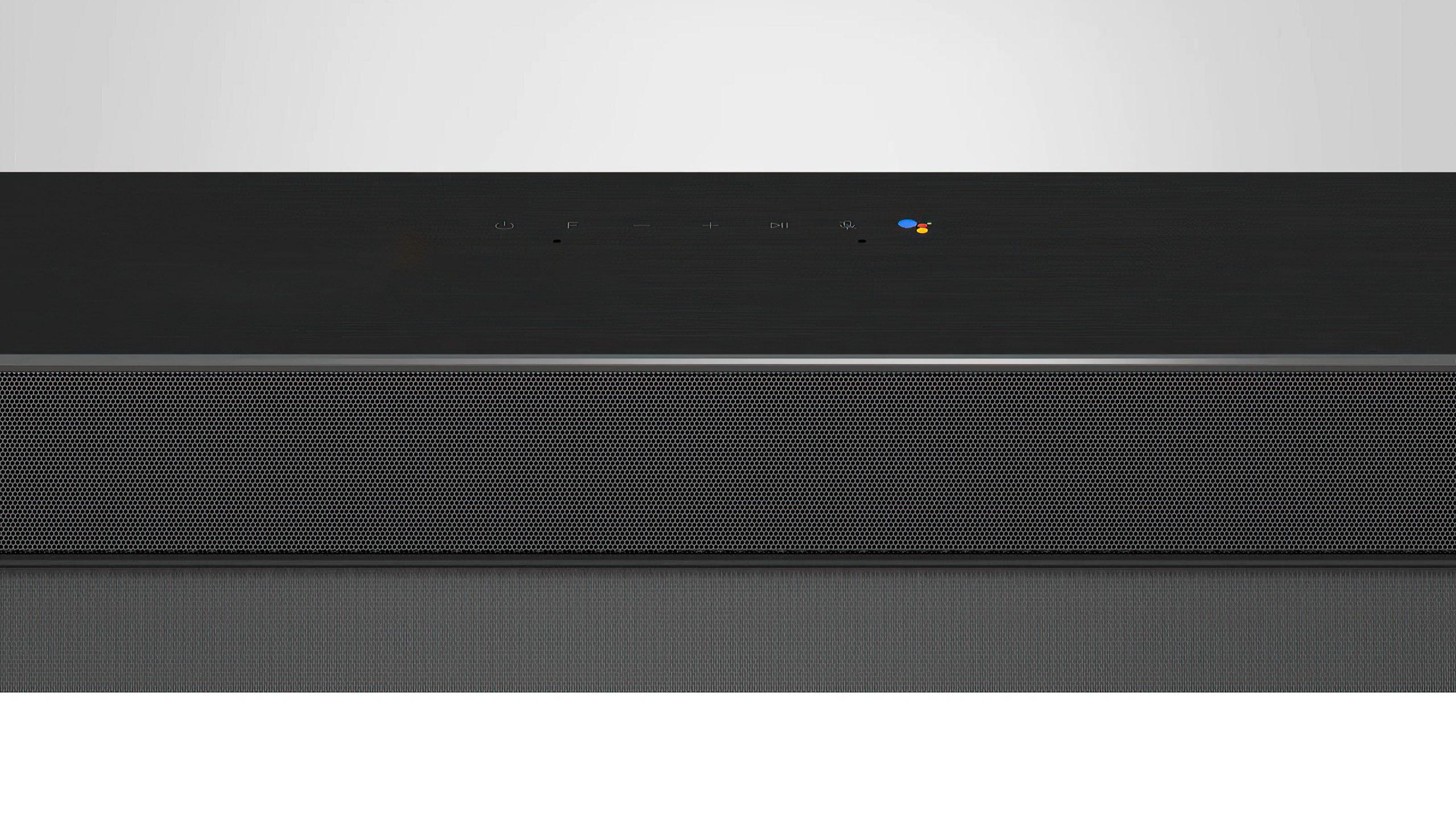 LG SN8YG top buttons