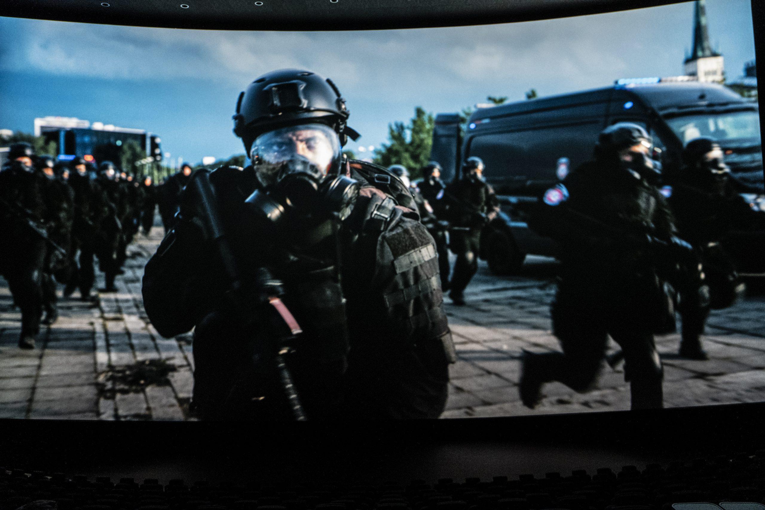 IMAX Tenet