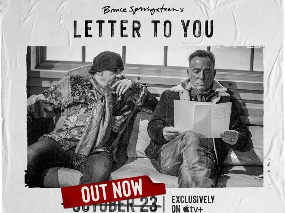 Bruce Springsteen's Letter to You (film)_5