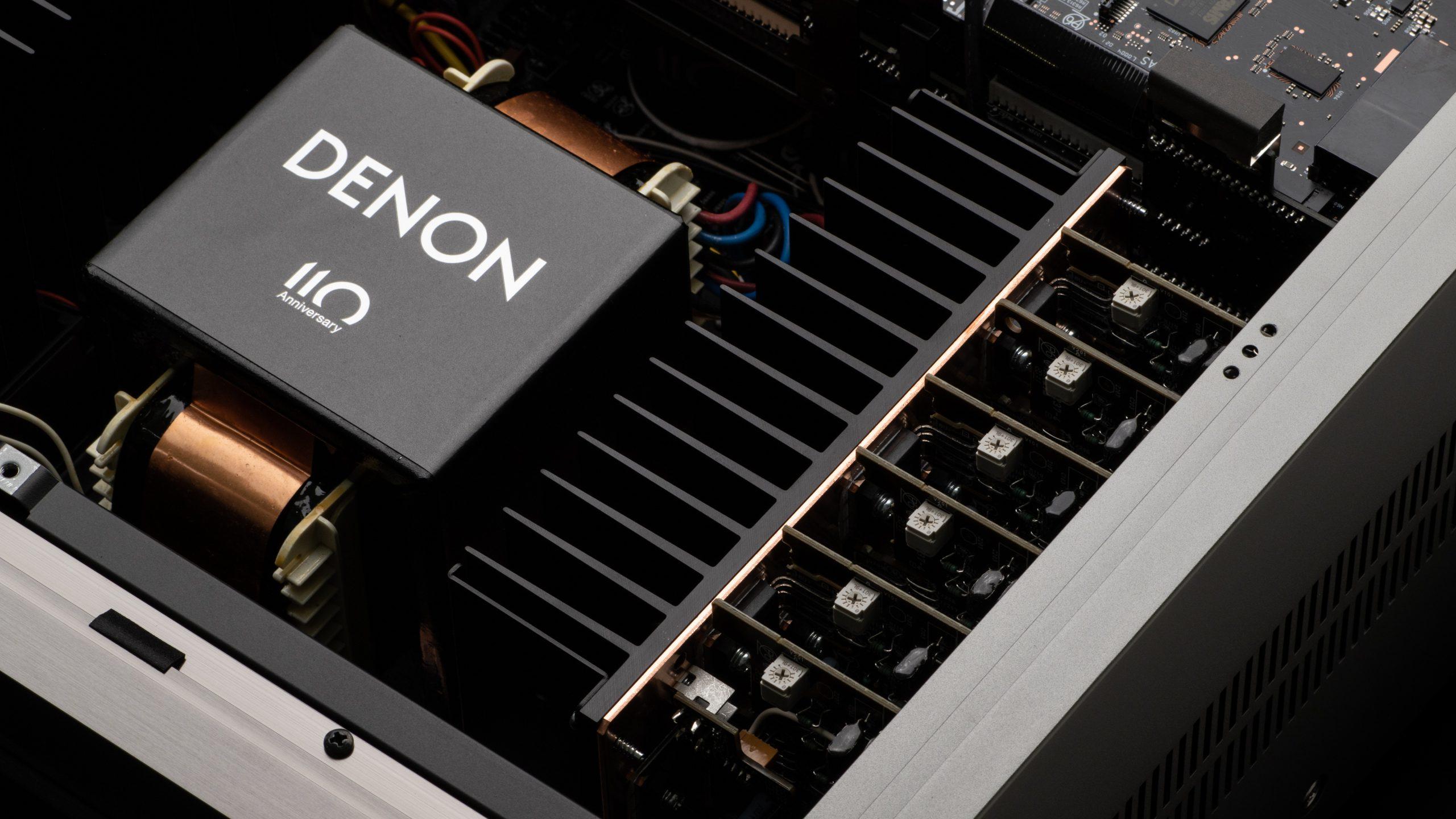 Denon AVR-A110 Power_Amplifier_right