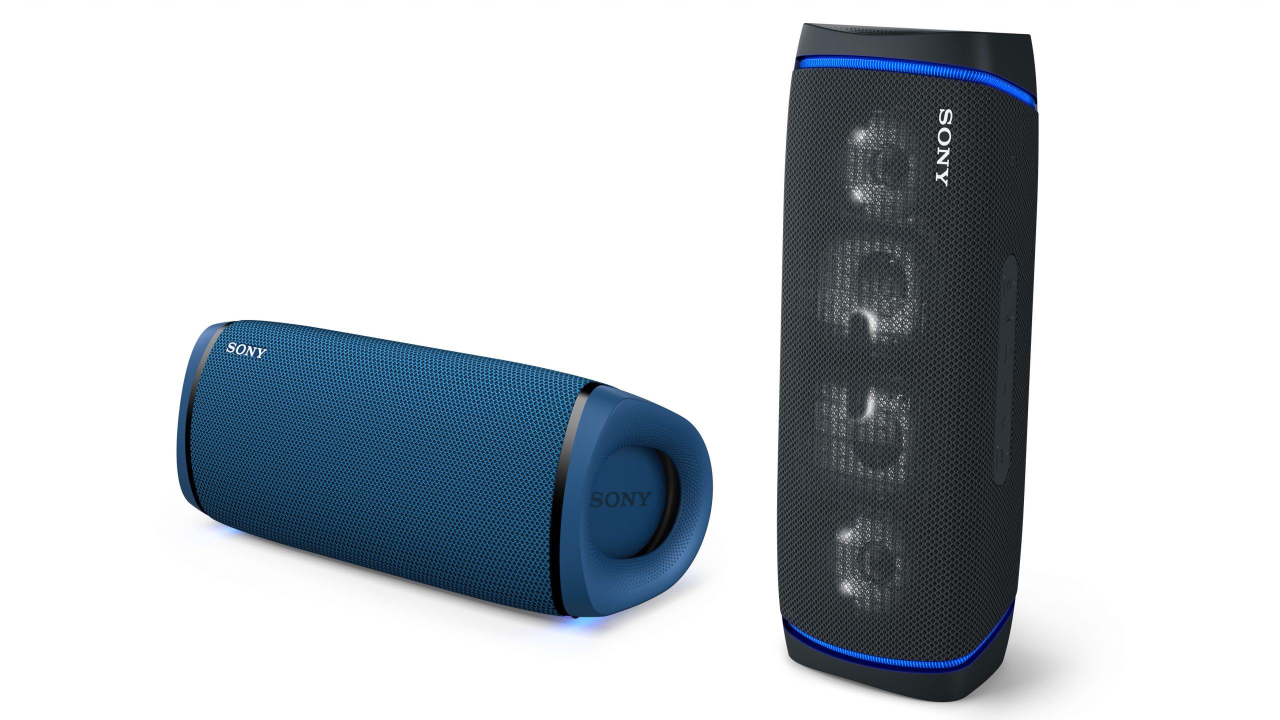 Sony SRS XB43 colors