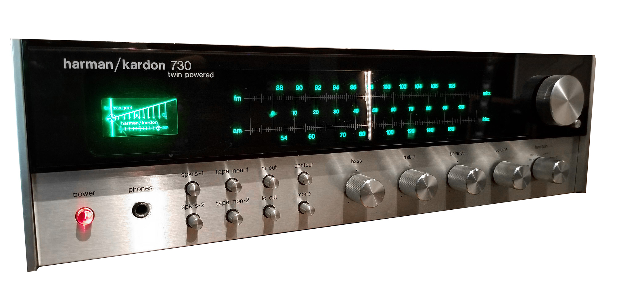 Harman Kardon 730 receiver