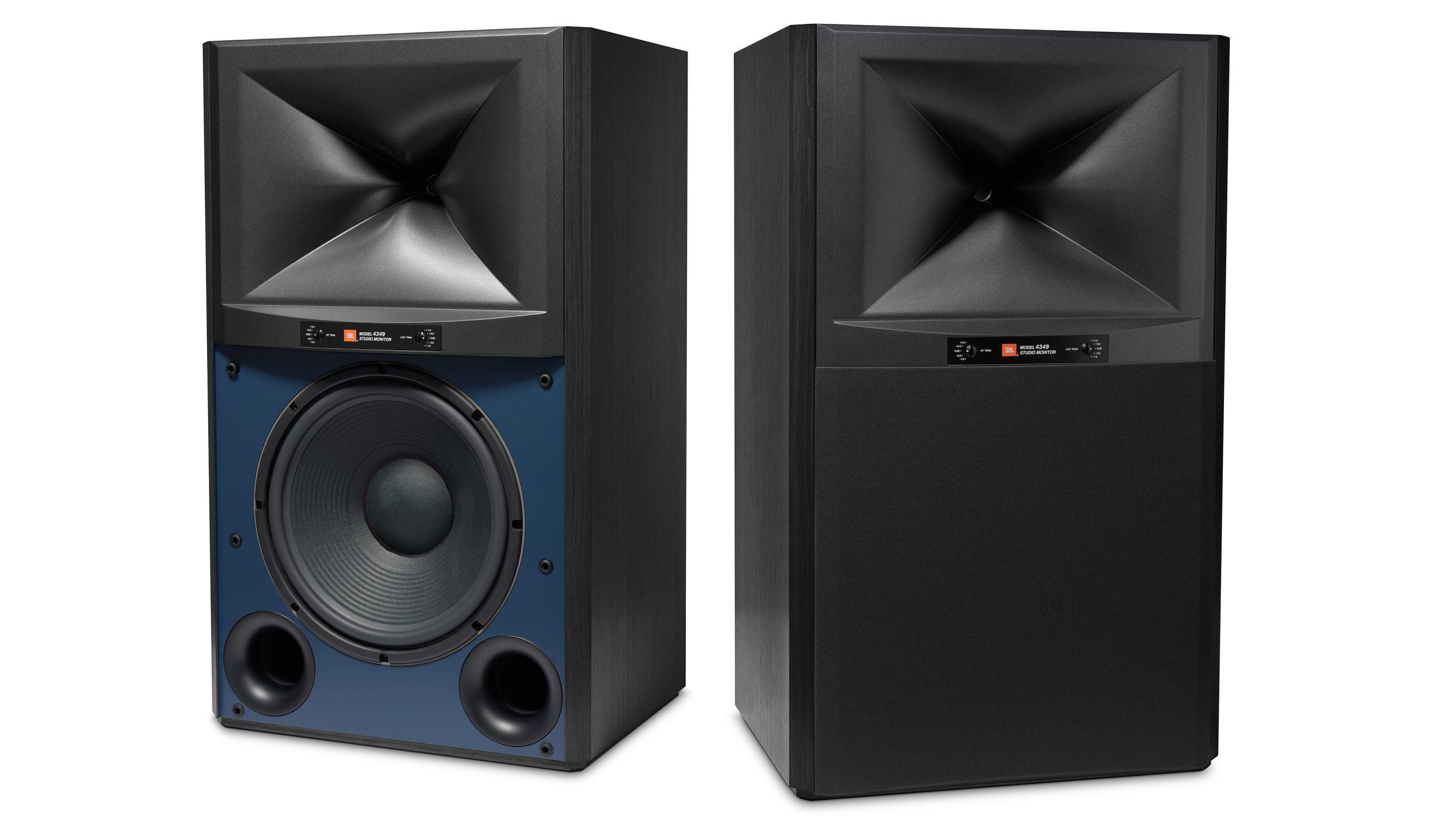JBL 4349 pair black
