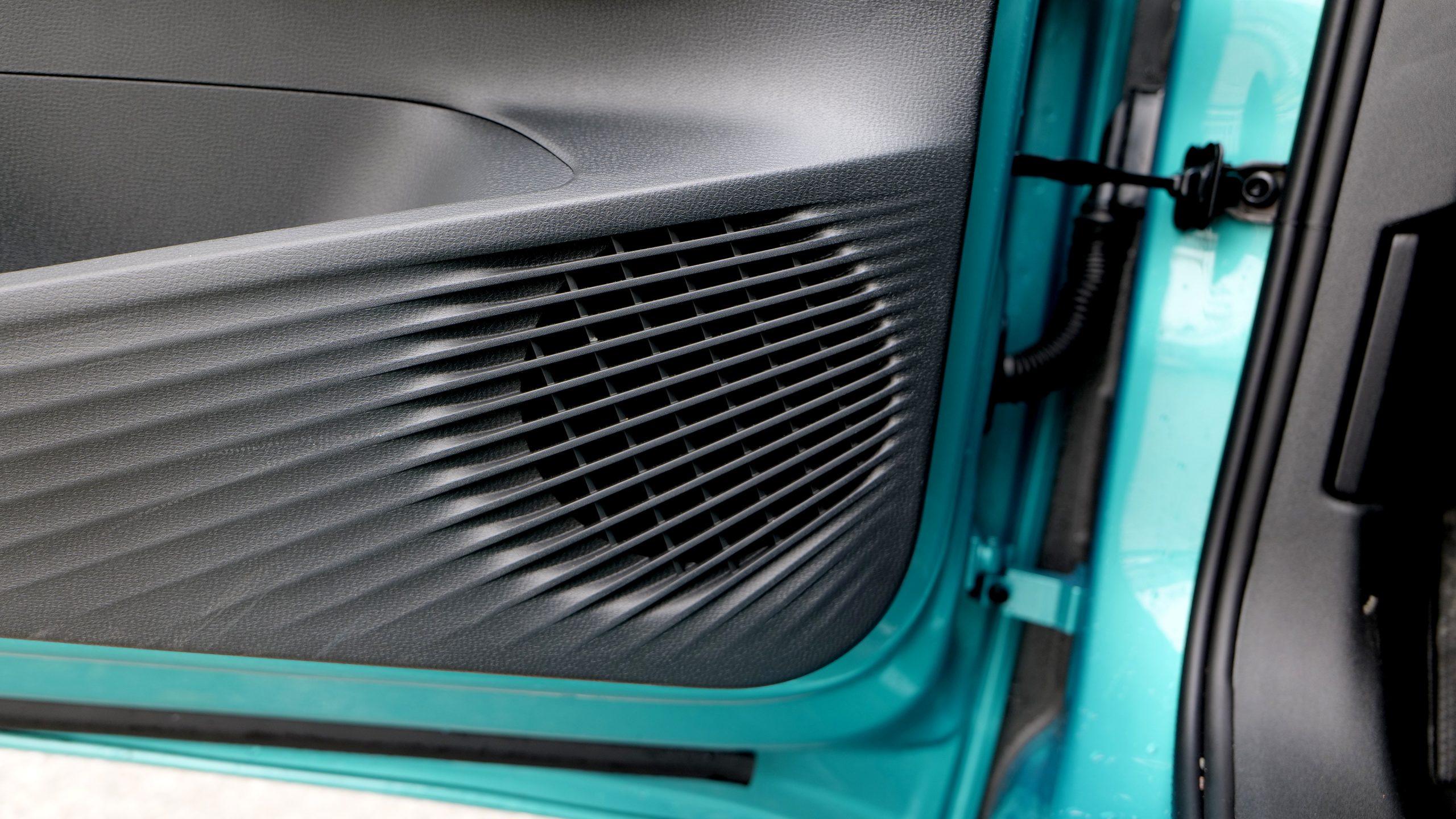 Volkswagen WV ID3 midbass unit