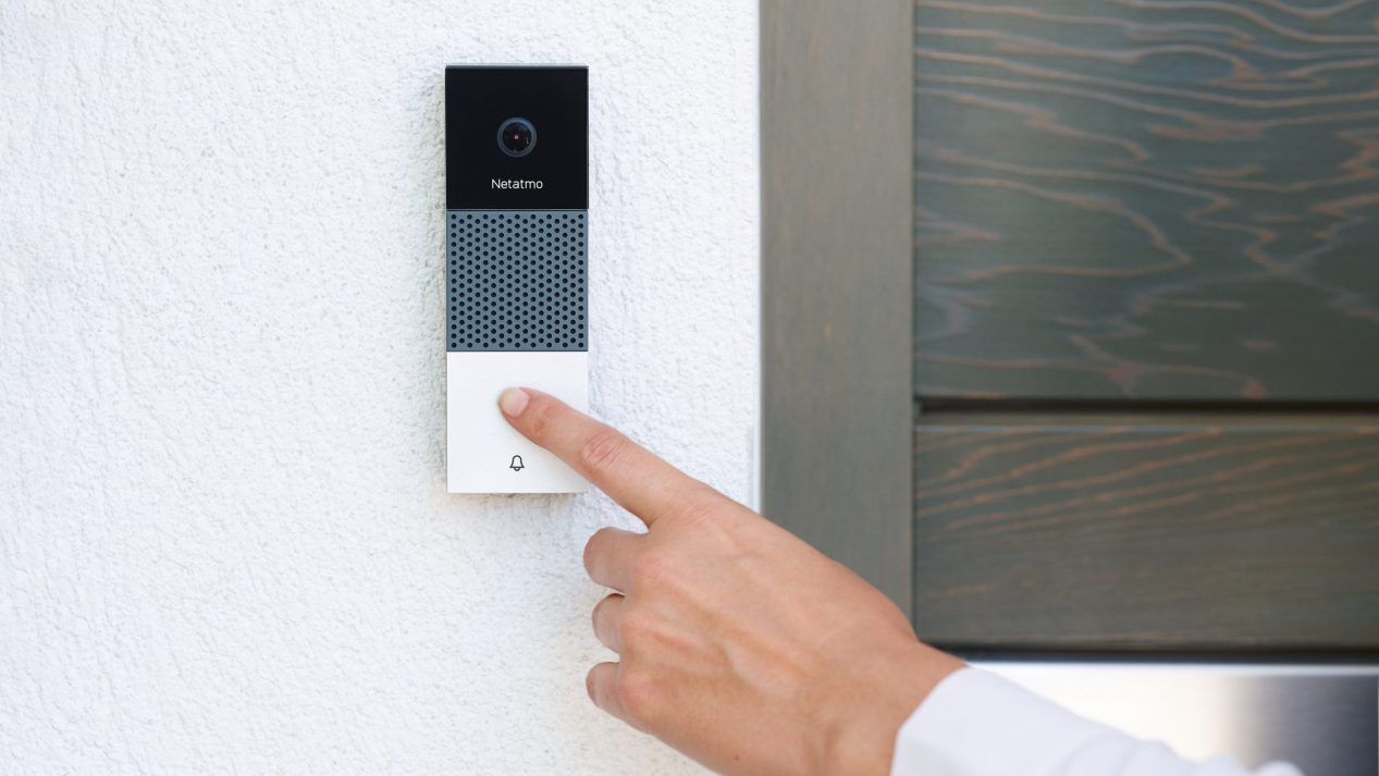 Netatmo Smart Video Doorbell lifestyle(2)