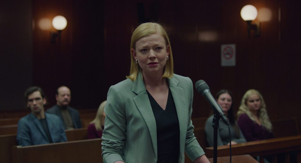 PIECES OF A WOMAN: Sarah Snook as Suzanne