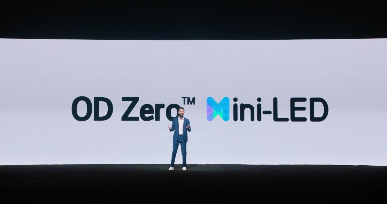 TCL OD Zero MiniLED technology