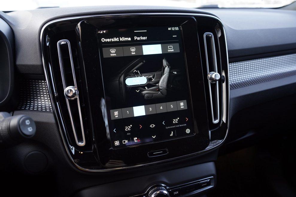 Volvo XC40 P8 Recharge klima