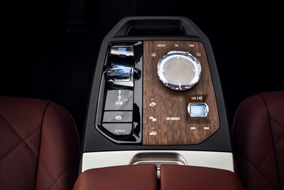 BMW iDrive 8