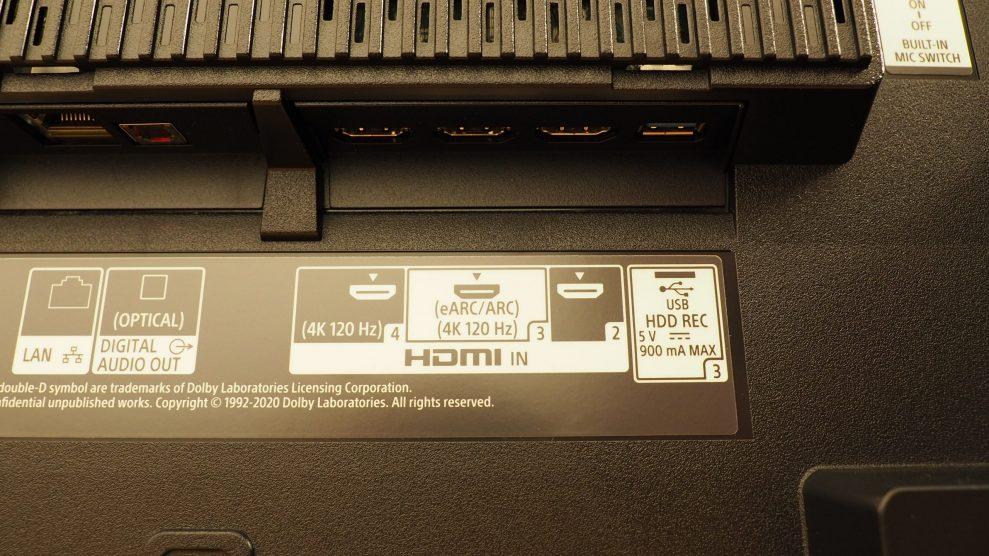 Bravia-XR-A90J-HDMI-2.1-inputs-scaled