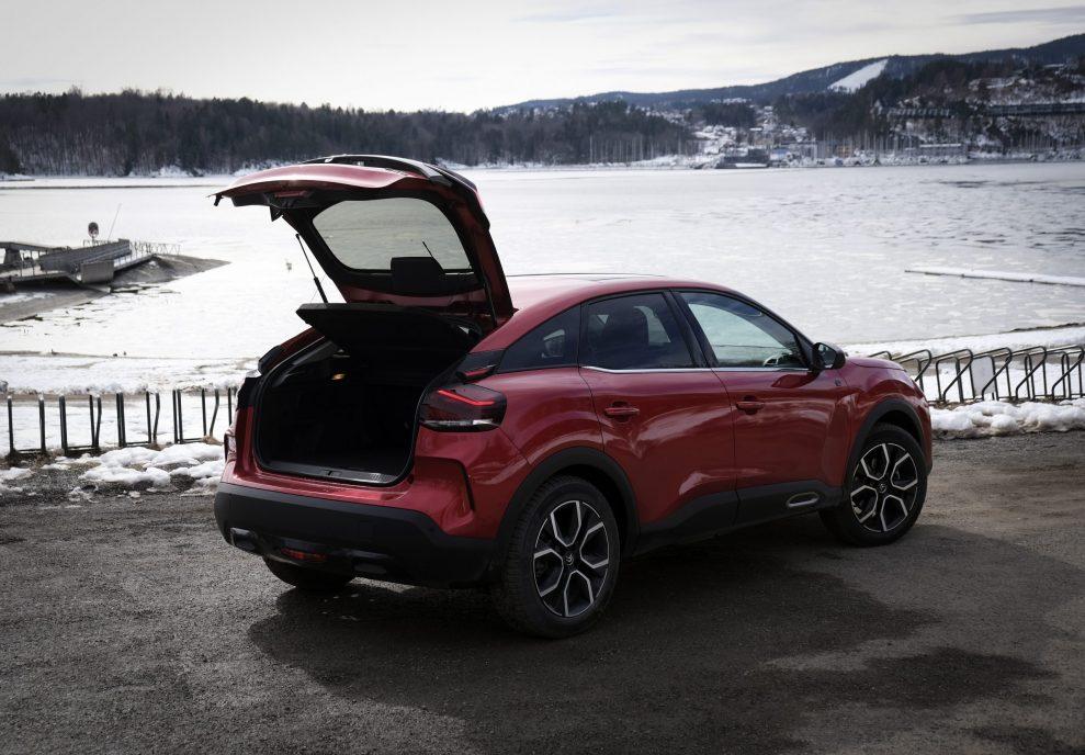 Citroën ë-C4 Shine bakluke