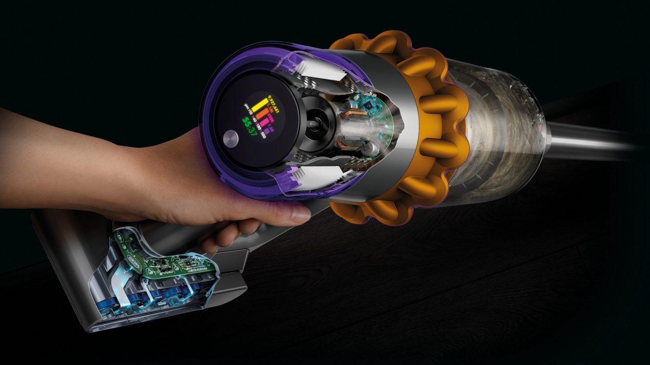Dyson V12 Detect Slim og Dyson V15 Detect