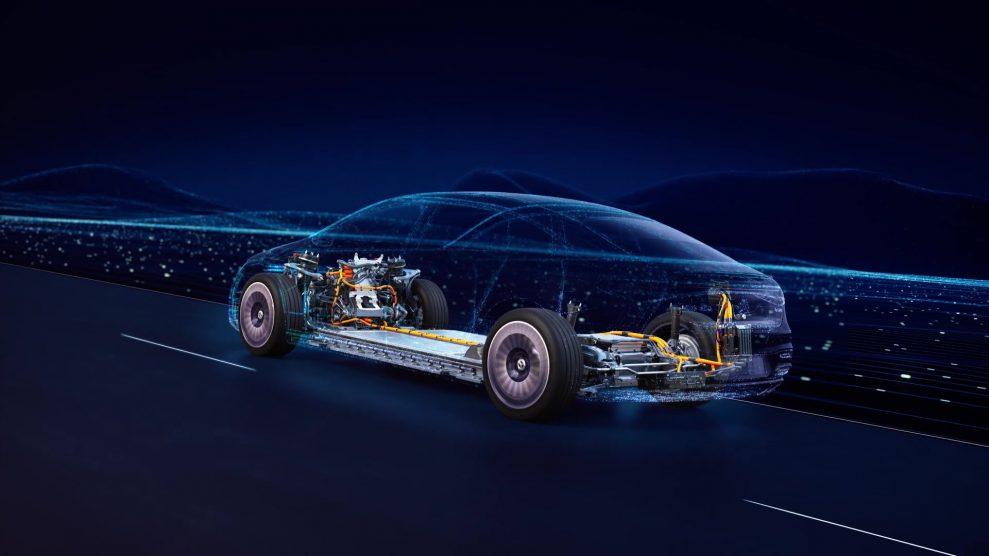 Mercedes EQS 14