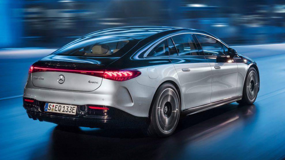 Mercedes EQS 2