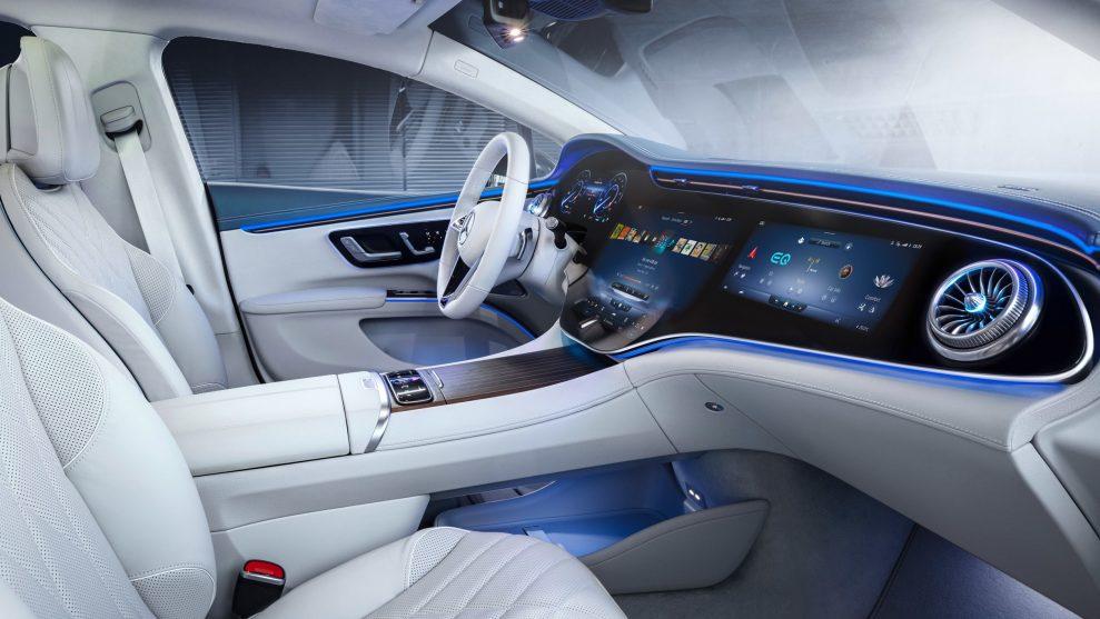 Mercedes EQS 4