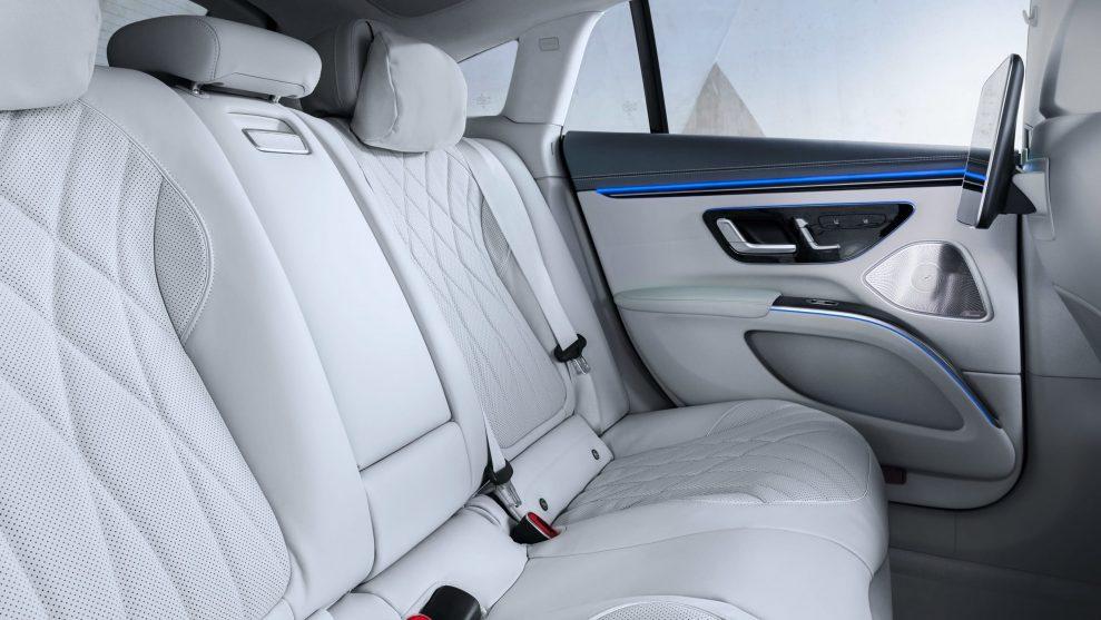 Mercedes EQS 5