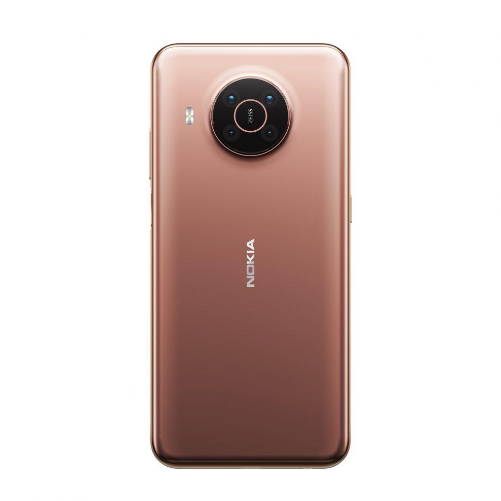 Nokia X20_Back
