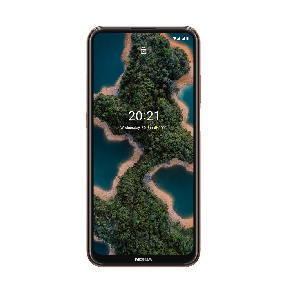Nokia X20_Front_LS_DS