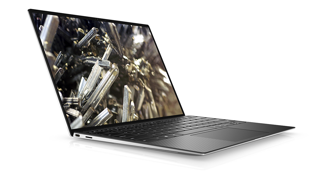Dell XPS 13 angle