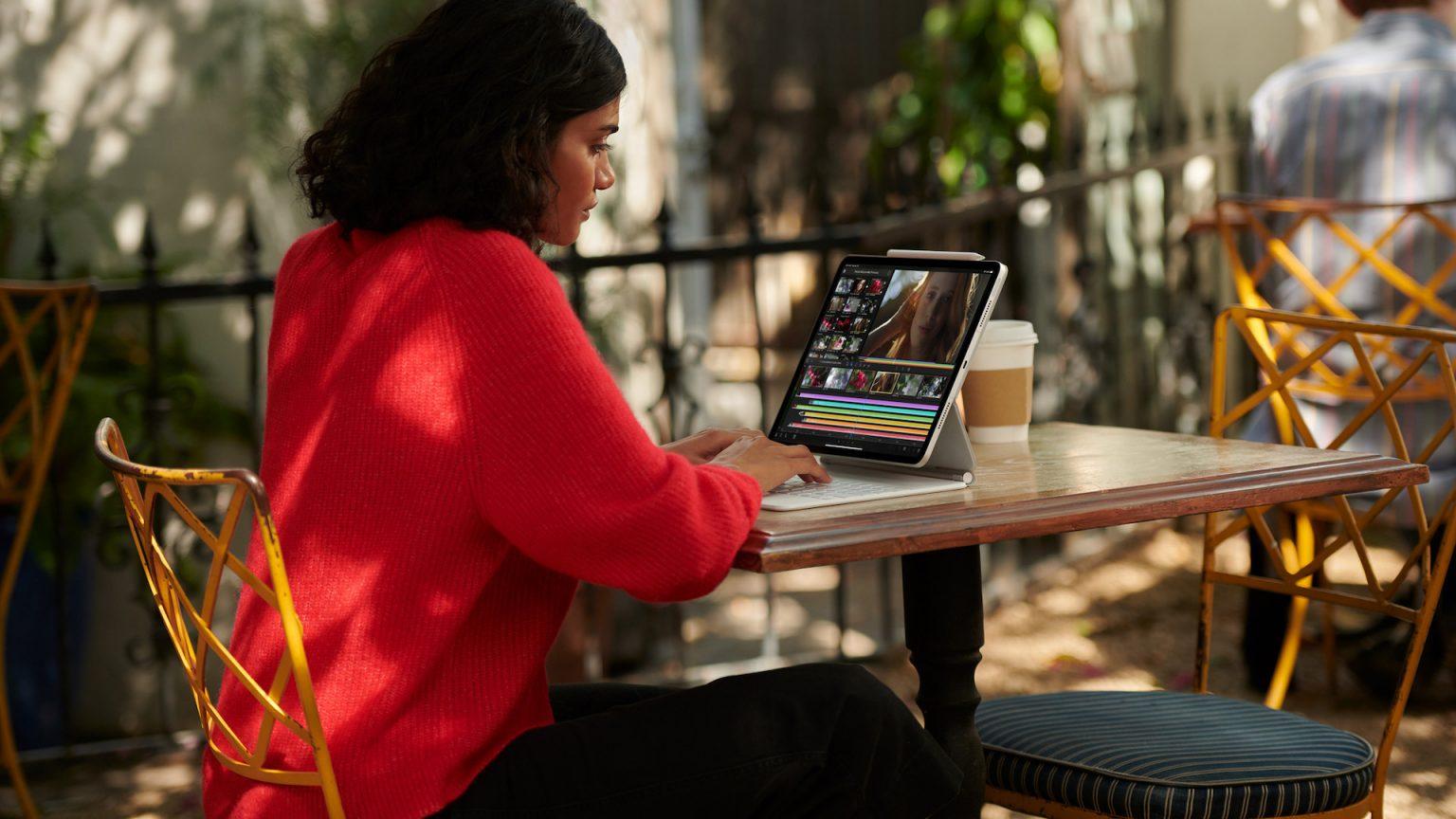 Apples vilde nye iPad Pro får M1-processor
