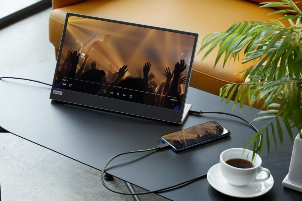 Lenovo L15 Mobile Monitor