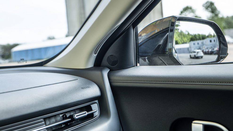 Hyundai IONIQ5 Tweeter front(2)