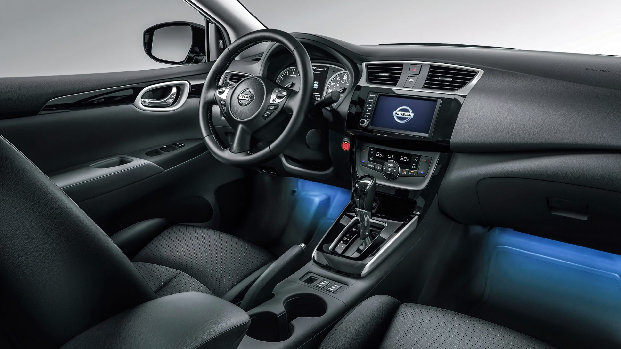 Nissan Leaf 2021 interior