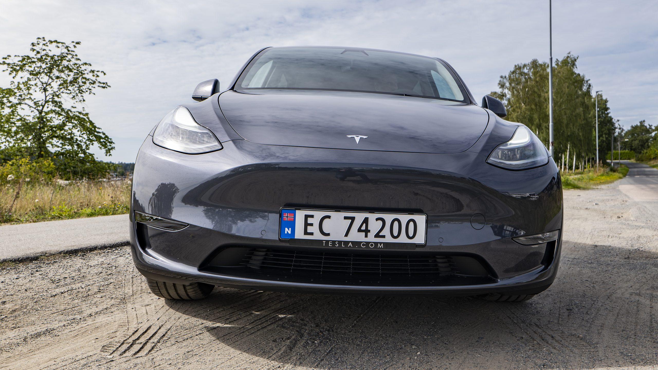 Tesla Model Y Front(2)