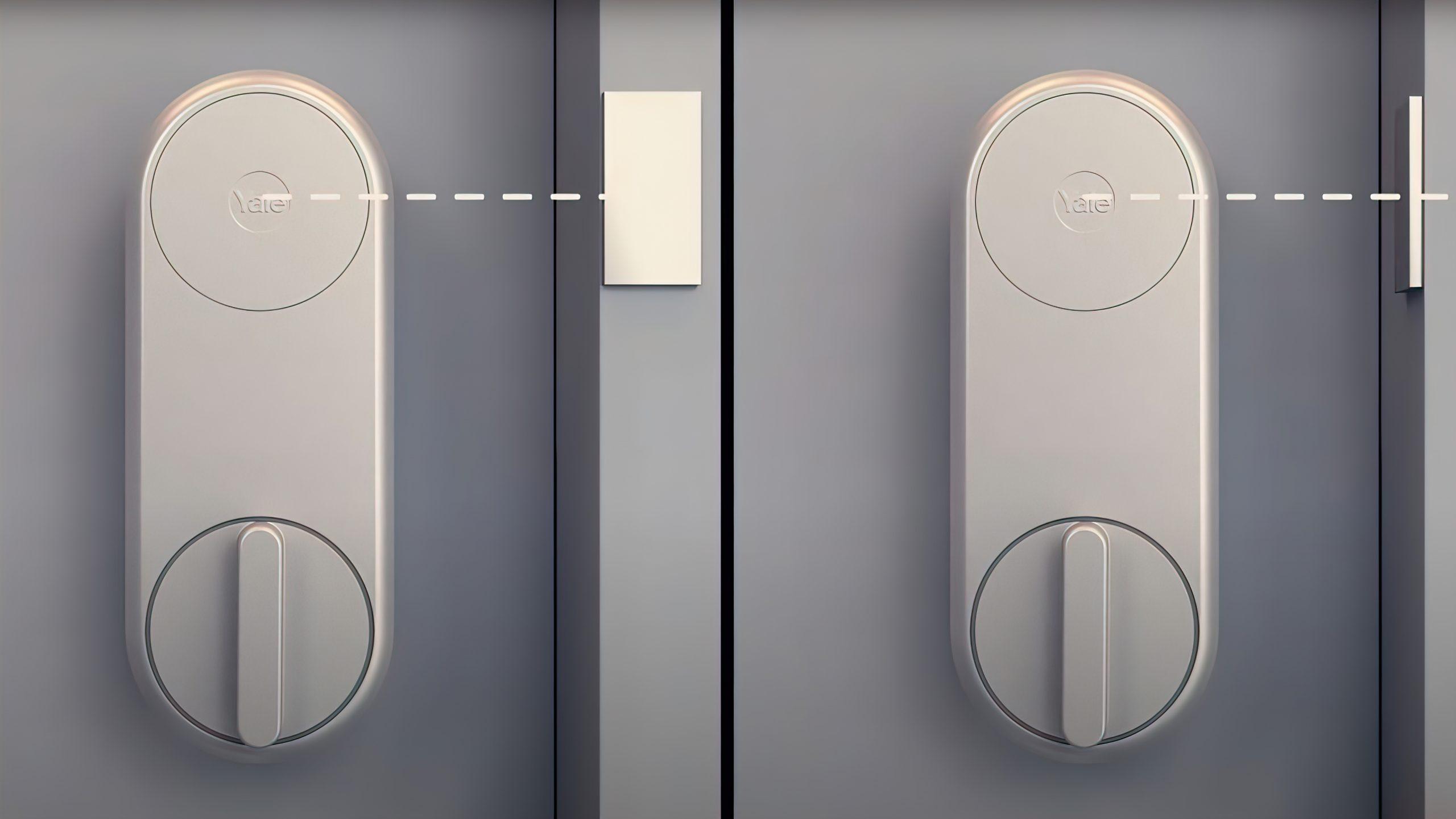 Yale Linus Doorsense magnet