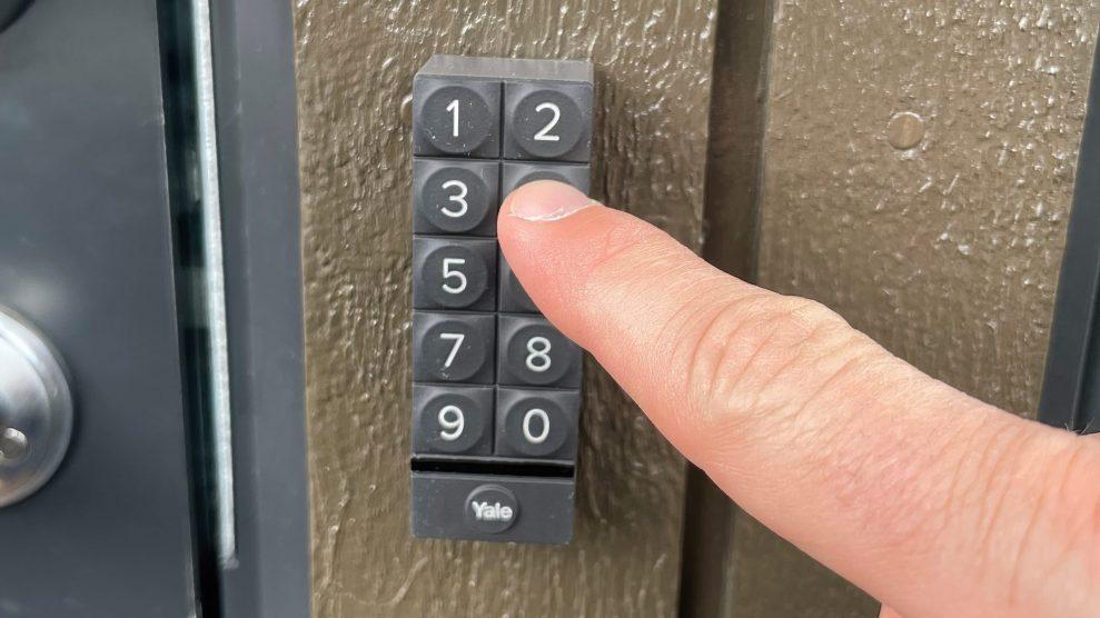 Yale Smart Keypad(2)