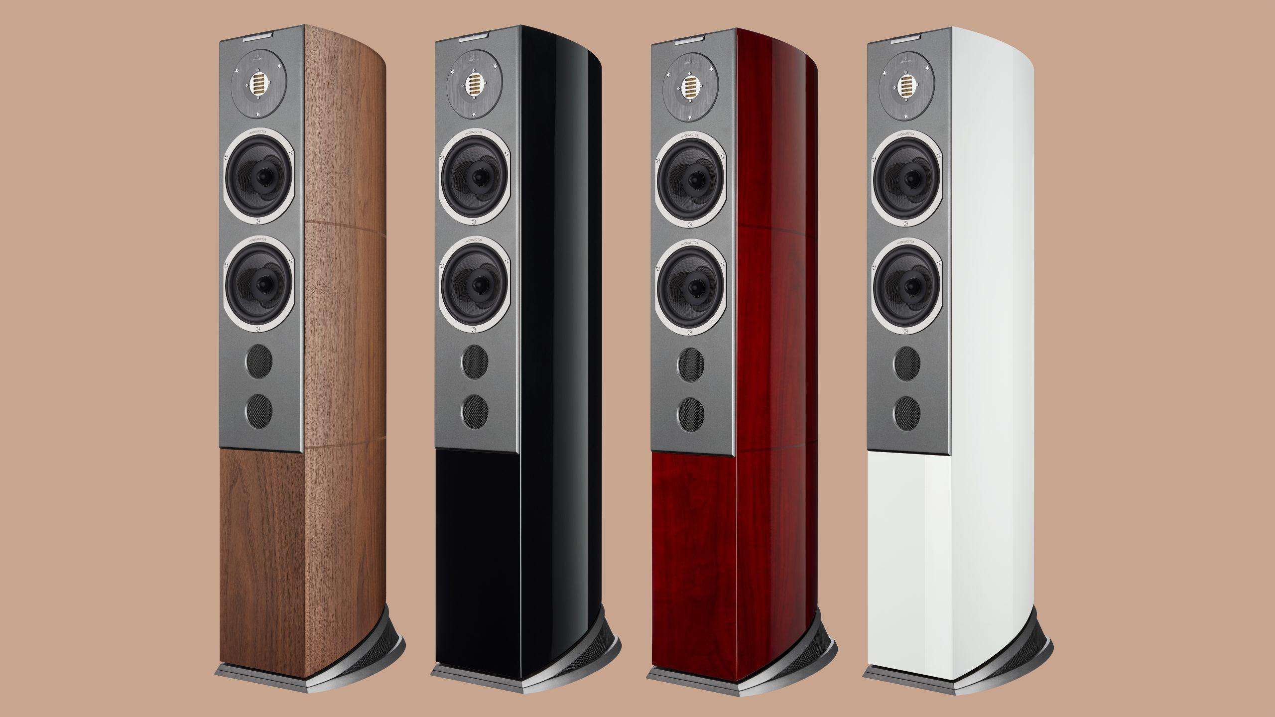 Audiovector R6 Arrete colors