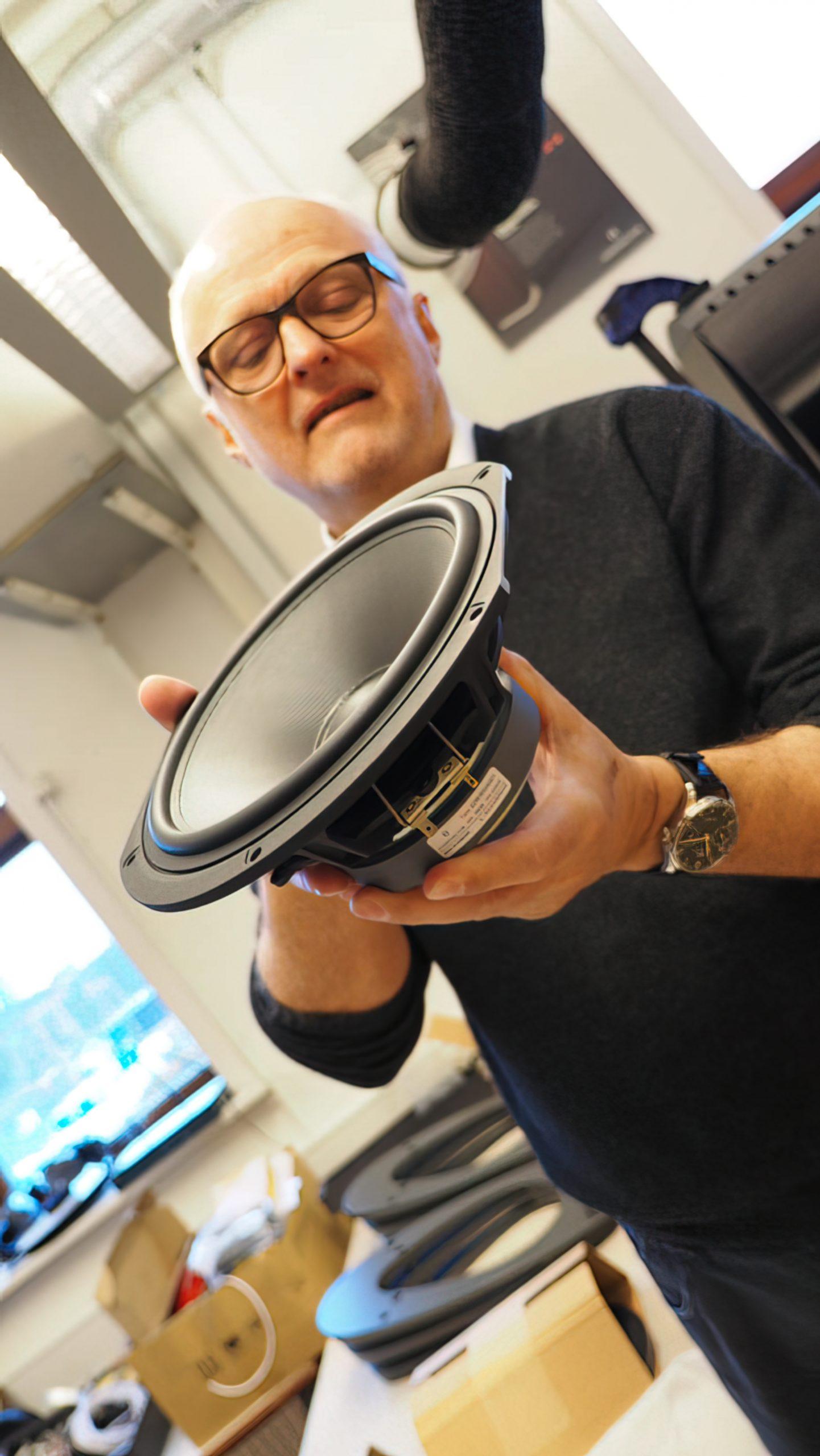 Ole Klifoth Audiovector